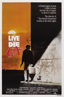 To Live and Die in L.A. movie poster (1985) picture MOV_9e189d5d