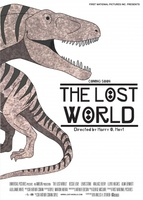 The Lost World movie poster (1925) picture MOV_9e1db0e4