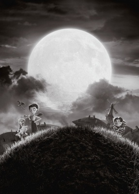 Frankenweenie movie poster (2012) poster MOV_9e1f7230