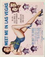 Meet Me in Las Vegas movie poster (1956) picture MOV_9e1f773e