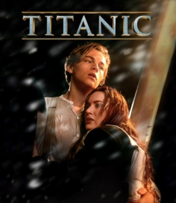 Titanic movie poster (1997) poster MOV_9e22e3de
