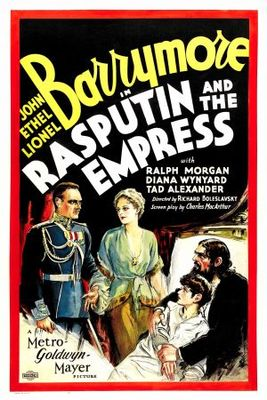 Rasputin and the Empress movie poster (1932) poster MOV_9e232375