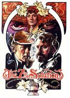 The Seven-Per-Cent Solution movie poster (1976) picture MOV_9e262c22