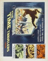 The Time Travelers movie poster (1964) picture MOV_9e26c2f6