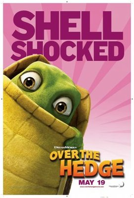 Over The Hedge movie poster (2006) poster MOV_9e298b44