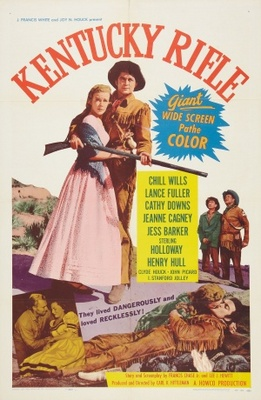Kentucky Rifle movie poster (1956) poster MOV_9e3527f1