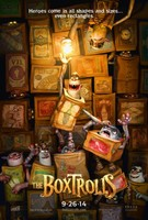 The Boxtrolls movie poster (2014) picture MOV_9e36cd07