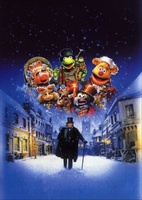 The Muppet Christmas Carol movie poster (1992) picture MOV_9e36f7fb