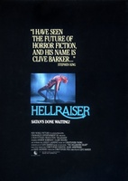 Hellraiser movie poster (1987) picture MOV_9e40119b