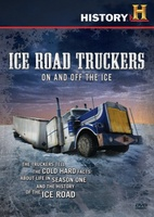 Ice Road Truckers movie poster (2007) picture MOV_9e44d510