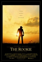 The Rookie movie poster (2002) picture MOV_9e46663f