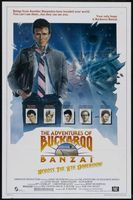 The Adventures of Buckaroo Banzai Across the 8th Dimension movie poster (1984) picture MOV_9e4cd784
