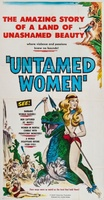 Untamed Women movie poster (1952) picture MOV_9e4d909d