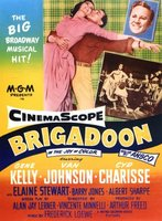 Brigadoon movie poster (1954) picture MOV_9e514d95
