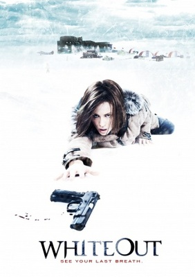 Whiteout movie poster (2009) poster MOV_9e60f2bb