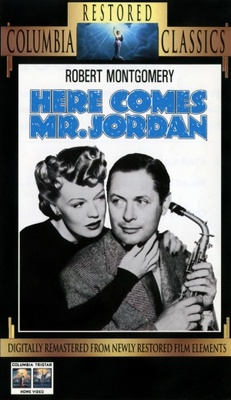 Here Comes Mr. Jordan movie poster (1941) poster MOV_9e612aad