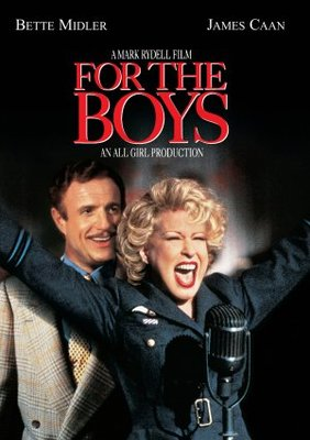 For the Boys movie poster (1991) poster MOV_9e6741e5