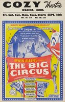 The Big Circus movie poster (1959) picture MOV_9e694ed7