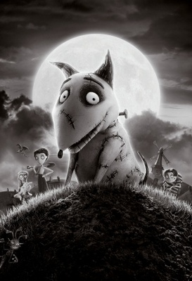 Frankenweenie movie poster (2012) poster MOV_9e6d5c4c