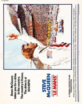 Le Mans movie poster (1971) poster MOV_9e728c39