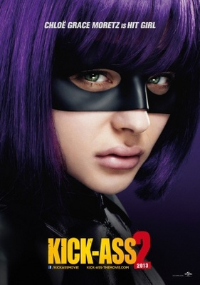 Kick-Ass 2 movie poster (2013) poster MOV_9e72c5dc