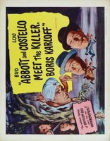 Abbott and Costello Meet the Killer, Boris Karloff movie poster (1949) picture MOV_9e7aee86