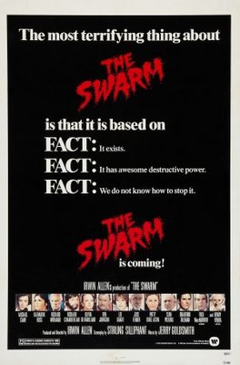 The Swarm movie poster (1978) poster MOV_9e87f891
