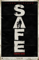 Safe movie poster (2011) picture MOV_9e8db335