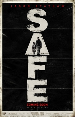 Safe movie poster (2011) poster MOV_9e8db335