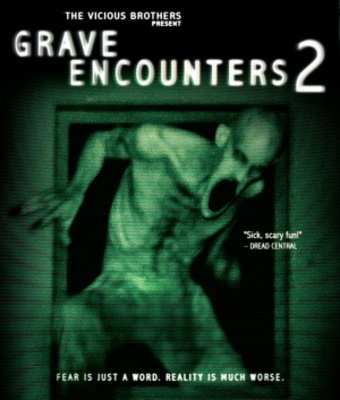 Grave Encounters 2 movie poster (2012) poster MOV_9e8e805b