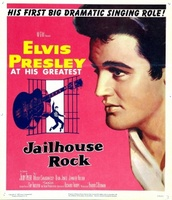 Jailhouse Rock movie poster (1957) picture MOV_9e9288fa
