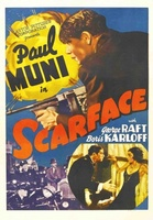 Scarface movie poster (1932) picture MOV_9e96938a