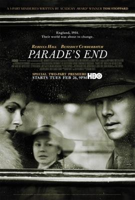 Parade's End movie poster (2012) poster MOV_9e96de03