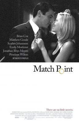 Match Point movie poster (2005) poster MOV_9e9b9f1d