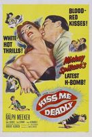 Kiss Me Deadly movie poster (1955) picture MOV_07bd58db