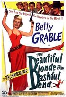 The Beautiful Blonde from Bashful Bend movie poster (1949) picture MOV_9ea67db4