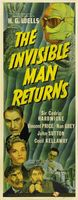 The Invisible Man Returns movie poster (1940) picture MOV_9ea75d85
