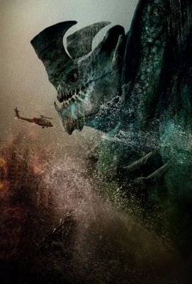 Pacific Rim movie poster (2013) poster MOV_9ea80291