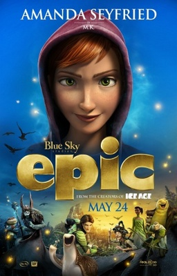 Epic movie poster (2013) poster MOV_9eaa69cc