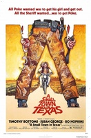 A Small Town in Texas movie poster (1976) picture MOV_9eabbf57