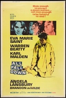 All Fall Down movie poster (1962) picture MOV_9eaea49b