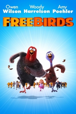 Free Birds movie poster (2013) poster MOV_9eb31f8c