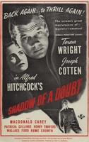 Shadow of a Doubt movie poster (1943) picture MOV_9eb70494