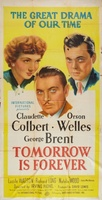 Tomorrow Is Forever movie poster (1946) picture MOV_9eb859f6