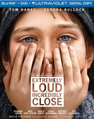 Extremely Loud and Incredibly Close movie poster (2012) poster MOV_9ec46ed8