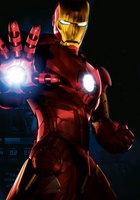 Iron Man movie poster (2008) picture MOV_9ec4759d