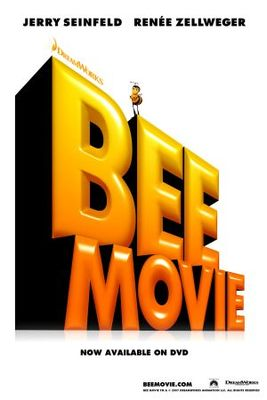 Bee Movie movie poster (2007) poster MOV_9ec962e1