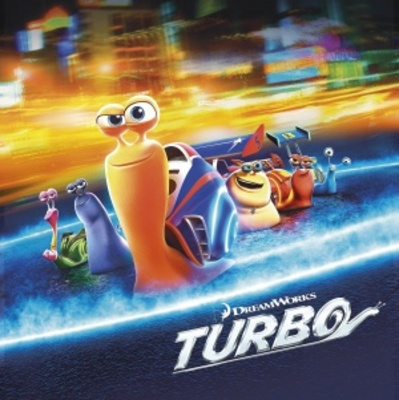 Turbo movie poster (2013) poster MOV_9ec97e77