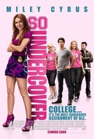 So Undercover movie poster (2012) picture MOV_9ed0ae1e