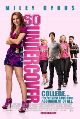 So Undercover movie poster (2012) poster MOV_9ed0ae1e